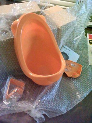 le buzz du petit urinoir pour enfant maman natur 39 elle le blog couches lavables charpes de. Black Bedroom Furniture Sets. Home Design Ideas