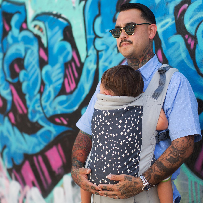 Nouveau ! Le porte-bambin BECO Toddler…pour porter jusqu'au 27 kg de votre enfant !