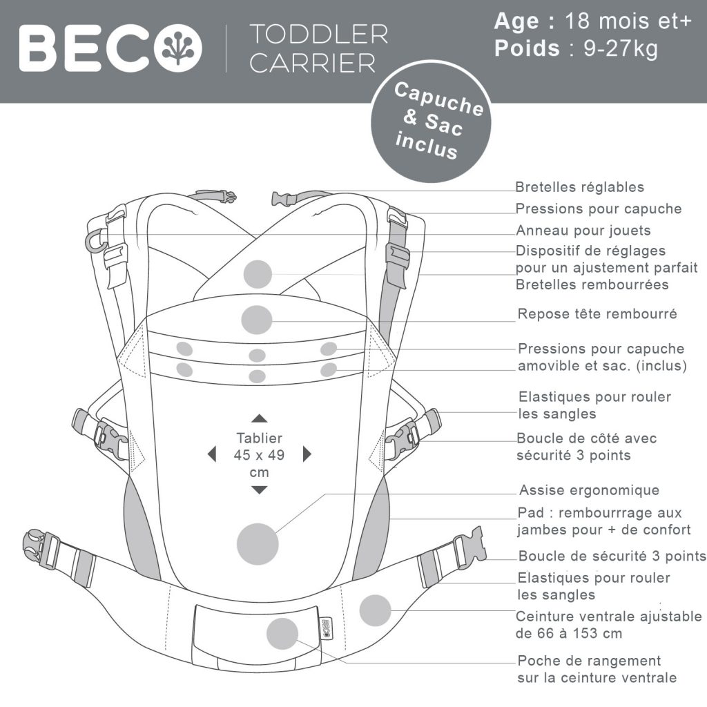 Beco-Toddler-spec