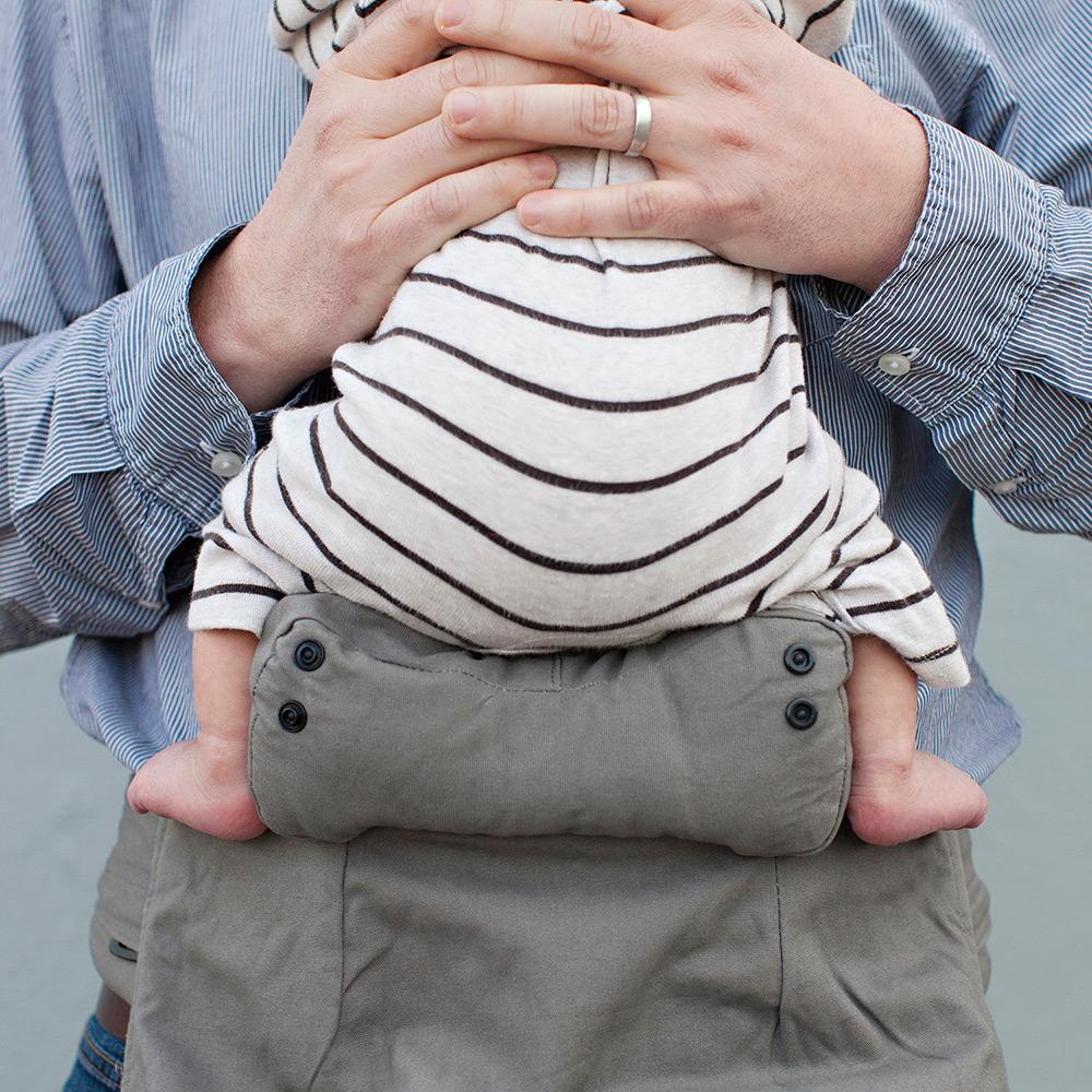 Boba Week : Comment porter un nouveau-né avec le BOBA 4G