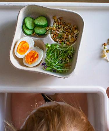 Bébé zéro déchet : 5 accessoires repas à tester