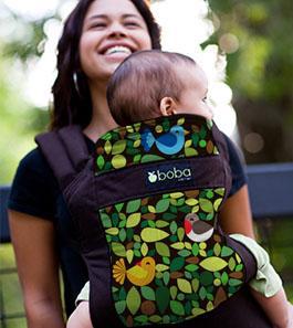 Giveaway Un Portebébé BOBA Tweet à Gagner Maman Naturelle - Boba porte bébé