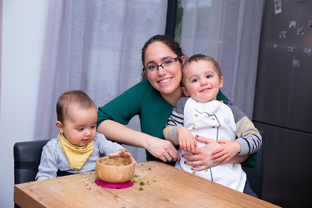 Elle nous inspire : interview de Julie Carillon par Maman Natur'elle