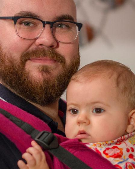 Interview d'un papa allaitant : rencontre avec Frédéric Faurillon
