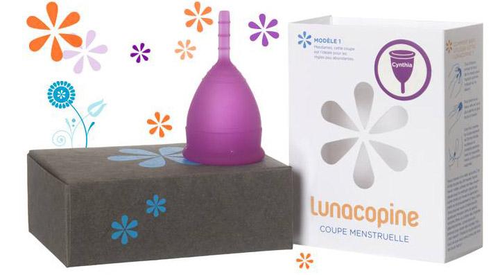 Quand Maxi Best Of McMaman teste la coupe menstruelle Lunacopine…