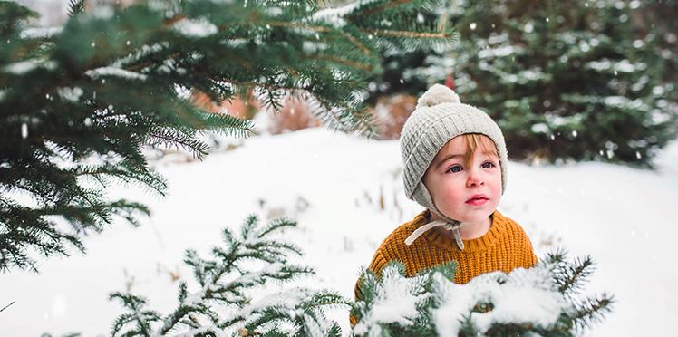 Opération grand froid : comment habiller bébé en hiver ?