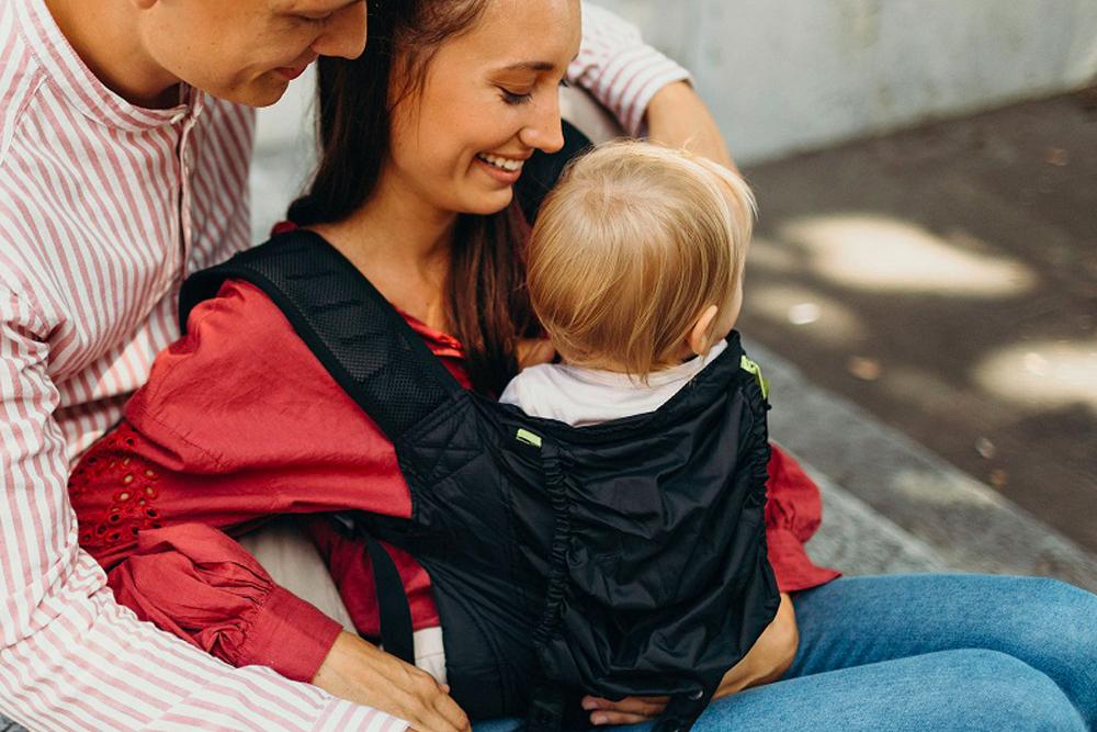 Porte-bébé d'appoint : zoom sur le Boba air