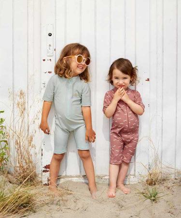 Vêtements anti-UV bébés : cap sur Lassig