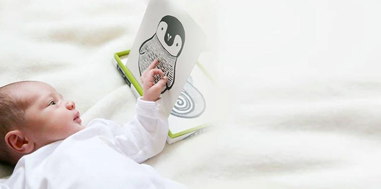 cartes artistiques pour bébé